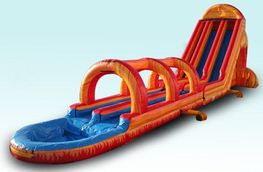 Water Slide Rental Inflatable Slides